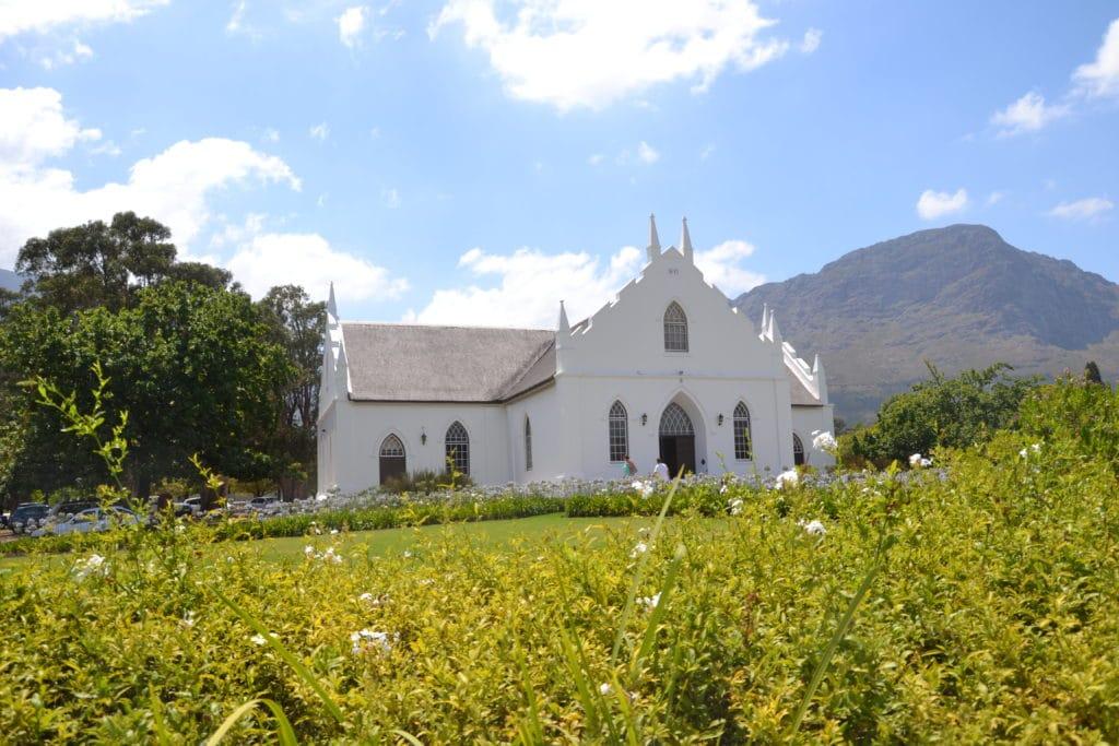 Reise nach Kapstadt - Winelands